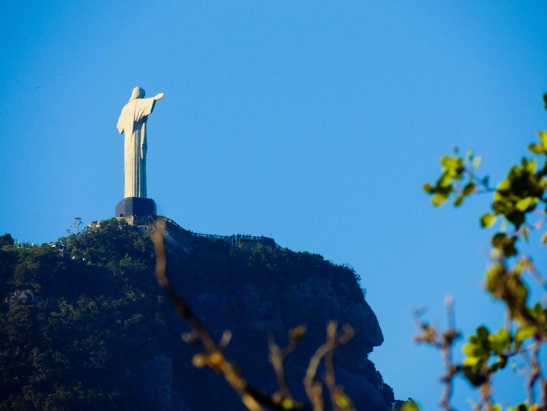 Cristo Redentor, símbolo do Rio de Janeiro, governo