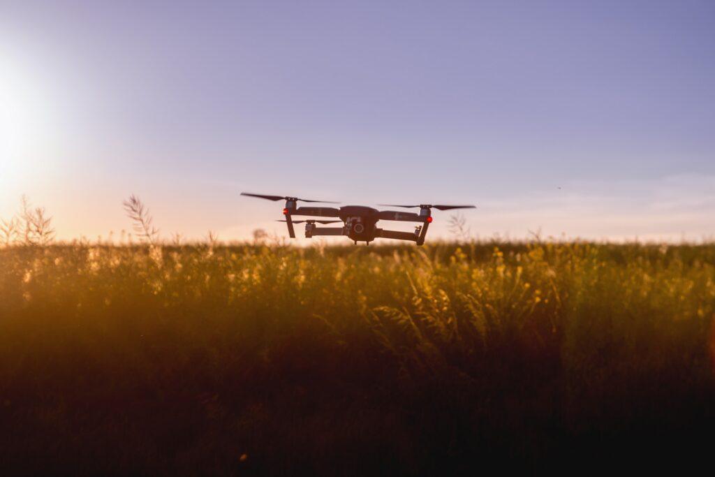 drone lavoura