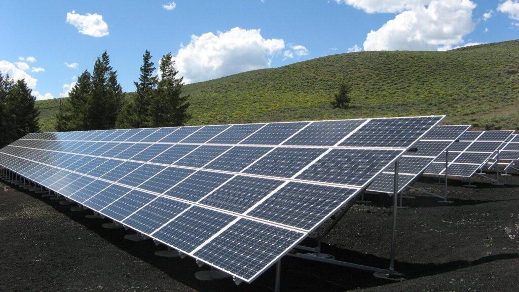 fazendas solares fotovoltaica